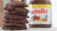 Nutella Kekse Mit Nur 3 Zutaten Lecker Schnell Und