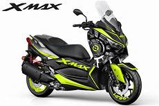 Modifikasi Yamaha Xmax by Modifikasi Striping Yamaha Xmax Silver Livery Sun