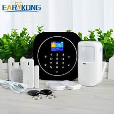 Earykong Wifi Home Alarm System 433mhz by Earykong Wifi Gsm Home Alarm System 433mhz Wireless Sensor