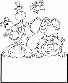 Zootiere Malvorlagen Pdf Ausmalbilder Dschungeltiere 03 Ausmalbilder Zootiere