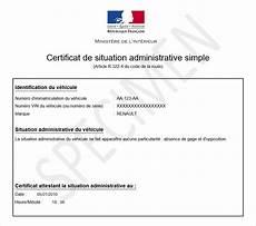 certificat de non gage 83 certificat de non gage obligatoire garage