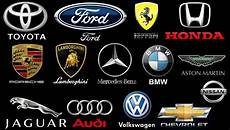 most famous and popular car brands in the world
