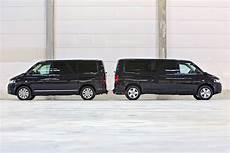 Unterschied Multivan Caravelle - kaufberatung vw t5 multivan bilder autobild de
