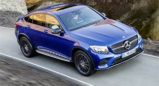 New Mercedes GLC Coupe Priced From €49444 In Germany