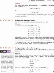 30 arithmetic sequence worksheet algebra 1 education template
