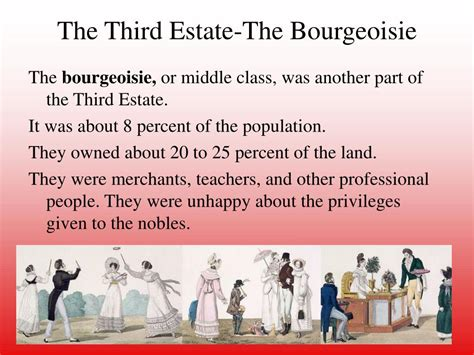 Middle Class Bourgeoisie