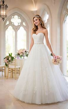 princess wedding dresses organza princess wedding dress stella york