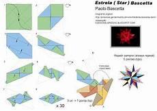 o que 201 meu 201 nosso origami estrela bascetta