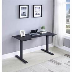 coaster home office furniture 802886m coaster furniture home office power adjustable desk