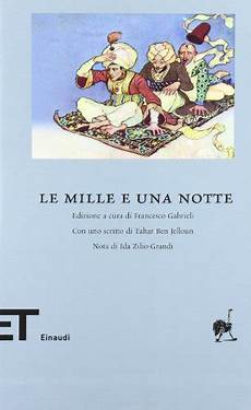 una notte in italia testo le mille e una notte libro einaudi 2006