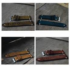 Straps Vintage Style Distressed Leather Wome by Band With Stitching Straps Distressed Leather