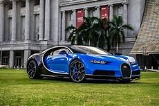 Bugatti Chiron Options by Bugatti Chiron Roars Into Singapore Portfolio Magazine