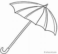 Gratis Malvorlagen Regenschirm Regenschirm Ausmalbild 187 Gratis Ausdrucken Ausmalen
