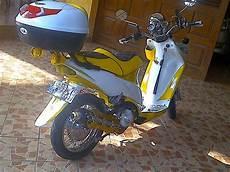 Suzuki Spin Modif by 100 Modifikasi Motor Suzuki Spin 125 Keren