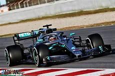 lewis hamilton mercedes circuit de catalunya 2019
