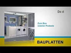 Do It Bauplatten
