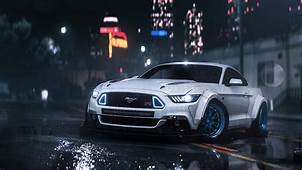 Ford Mustang GT HD Wallpaper