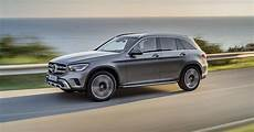 2020 mercedes glc gets more power more tech at the