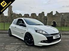 2010 renault clio 2 0 vvt rs renaultsport 200 cup pearl