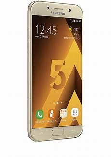 Samsung Galaxy A5 2017 Or Avis Prix Et Caract 233 Ristiques