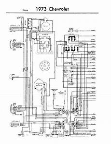1973 chevy wiring harness diagram all generation wiring schematics chevy forum
