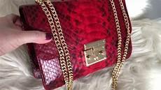 tas kulit ular asli phyton bag youtube
