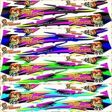 Variasi Supra Fit by Jual Striping Sticker Stiker Lis Variasi Supra X Supra Fit