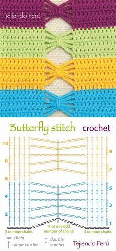 Ergahandmade Crochet Stitches Diagrams