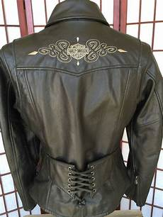 Ebay Harley Davidson Leather Jackets by Harley Davidson Womens Leather Jacket Ebay Division Of