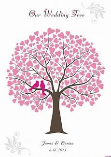 Malvorlage Baum Hochzeit Hochzeit Liebe V 246 Gel Herz Geformten Rosa Hochzeit