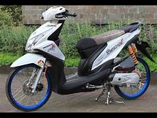 Beat Karbu Modif Simple by Cah Gagah Modifikasi Motor Honda Beat Velg Jari