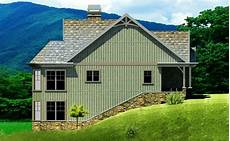 cottage style house plans with basement small cottage plan with walkout basement with images