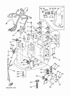 2001 mercury wiring diagram 2001 yamaha electrical 2 parts for 150 hp v150tlrz outboard motor