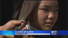 free haircuts this week for locks of love donations youtube