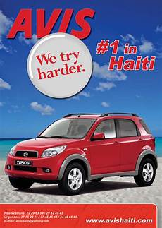avis car rental in port au prince haiti airport