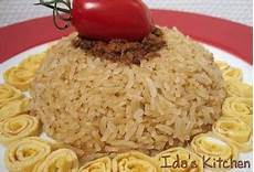 Resep Masakan Nusantara Nasi Kebuli