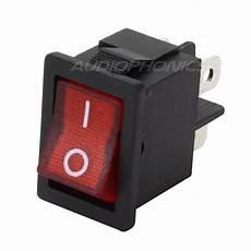 interrupteur à bascule interrupteur 224 bascule lumineux 250v 3a audiophonics