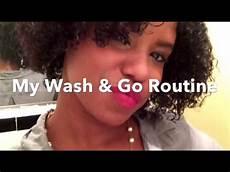 my wash go routine youtube