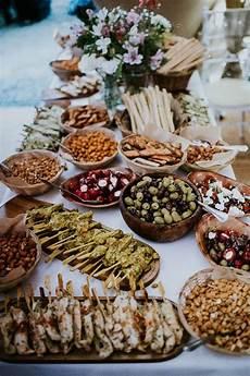 Wedding Food Reception Ideas