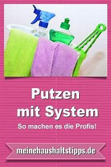 Putzen Mit System So Machen Es Die Profis Haushalts