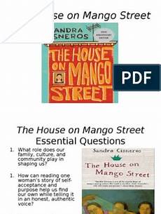 the house on mango street unit plan house on mango street literary devices with images