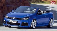vw golf cabrio vw golf r cabrio mit 265 ps schneller sechser