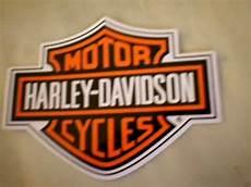 harley davidson stickers decals x 100 sheets