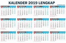 kalender 2019 gratis kalender 2019 pdf gratis editabel dan lengkap hijriyah