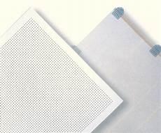 controsoffitti in fibra controsoffitti fonoassorbenti knauf terminali antivento
