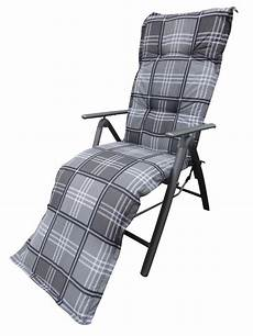 auflagen für relaxsessel a053 relaxliegenauflage relaxsessel 170x50x8cm grau