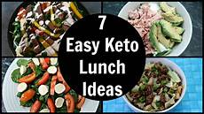 7 Keto Lunch Ideas Easy Low Carb Lunch Recipes