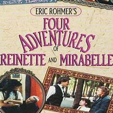four adventures of reinette and mirabelle 1987 eric