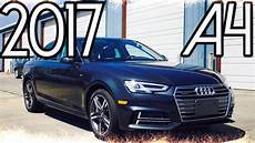 audi a4 s line 2017 2017 audi a4 prestige s line 2 0t review start up