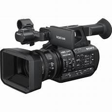 Sony Pxw Z190 4k 3 Cmos 1 3 Quot Sensor Xdcam Pxw Z190 B H